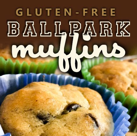Ballpark Muffins - Banana Chocolate Protein - GLUTEN-FREE Option