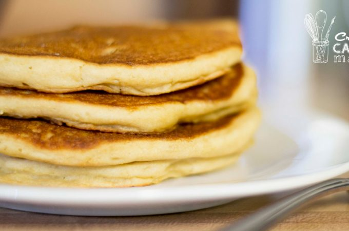 Pancakes - Gluten-free or Not -- The most versatile pancake recipe ever! | creativecajunmama.com