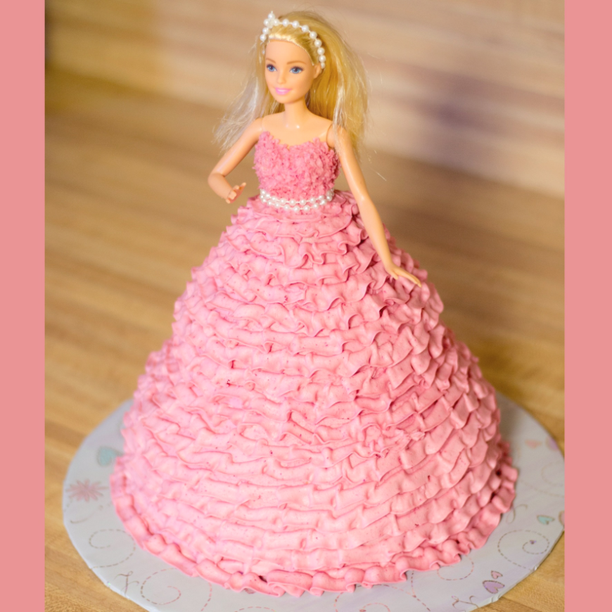 Beet Powder | Barbie Cake