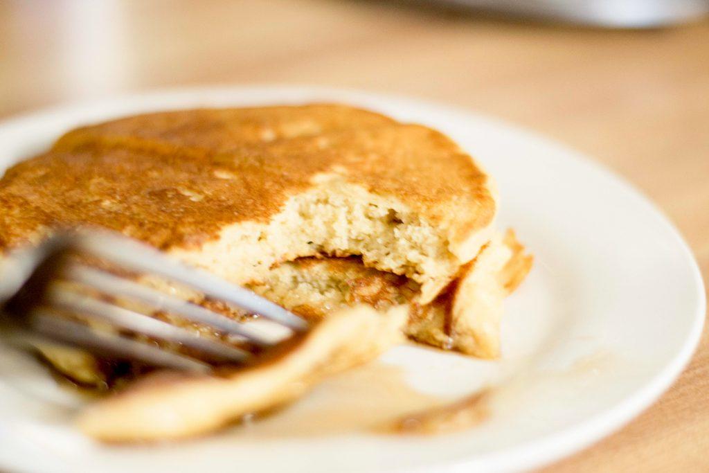 Pancakes: gluten-free