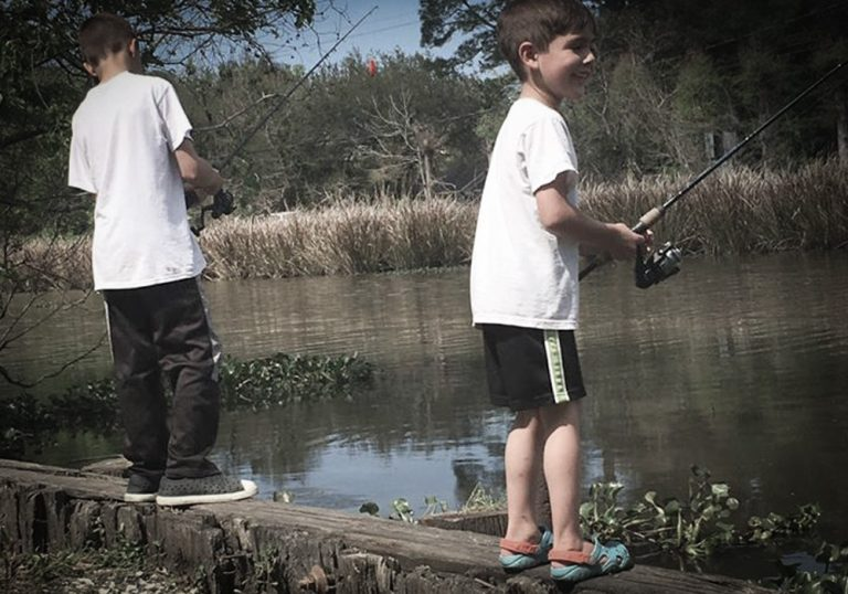 When You Don't Catch Fish | Creative Cajun Mama