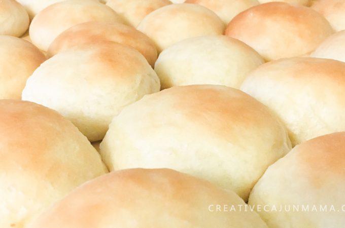 Best Bread Rolls | Creative Cajun Mama