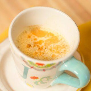 Golden Milk | No Fuss Golden Milk