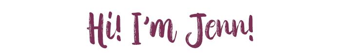 Creative Cajun Mama | Hi! I'm Jenn!